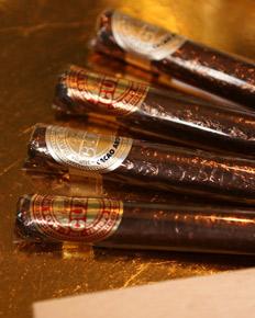 Zigarren aus Schokolade