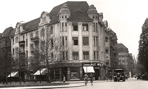 © edition Friedenauer Brücke